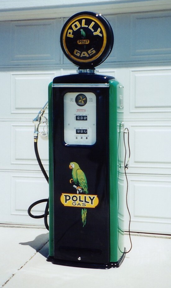 Polly Gas Pumps