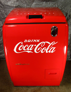 Westinghouse WD-5 Coca Cola Chest