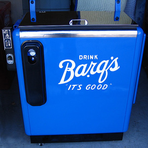 Barqs Ideal 55 Slider Machine Photoshoot